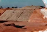 1.Persiapan pondasi monumen