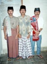 Pak Imam, Udin, Mahmud